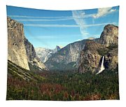 Tunnel View Yosemite Tapestry