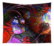 Tuns Of Paint Tapestry