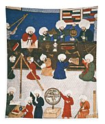 Turkish Astronomers Tapestry