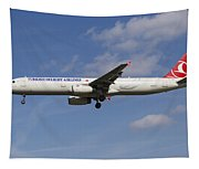 Turkish Delight Airlines Airbus A321 Tapestry