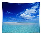 Turquiose Lagoon Tapestry