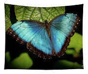 Turquoise Beauty Tapestry