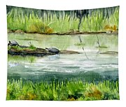 Turtles Tapestry