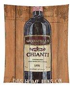 Tuscan Chianti 2 Tapestry