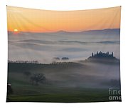 Tuscan Sunrise Tapestry