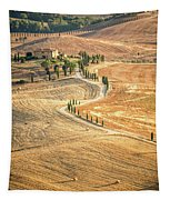 Tuscan View Tapestry