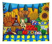 Tuscany Delights Tapestry