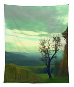 Tuscany Vineyard  Tapestry