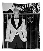 Tuxedo Vampire Tapestry