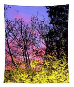 Twilight Time Tapestry