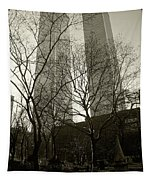 Twin Towers Tapestry