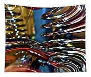 Twisted Chrome Tapestry