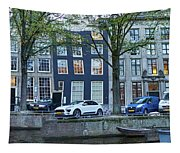 Twisted Panorama. Amsterdam Tapestry