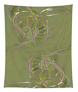 Twists And Turns Tapestry