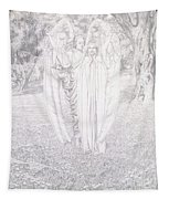 Two Angels, 1904  Tapestry
