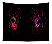 Two Claws Tapestry