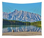 Two Jack Lake Tapestry