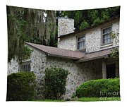 Two Story Beauty Tapestry