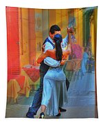 Two Tango Tapestry
