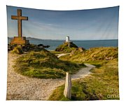 Twr Mawr Lighthouse Tapestry