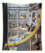Tycho Brahe (1546-1601) Tapestry