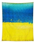 Ukraine Flag Tapestry