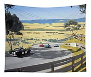Ultimate Road Test Tapestry