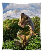 Ultrasaurus Tapestry