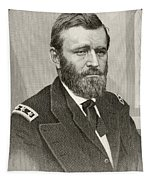 Ulysses S. Grant, 1822 To 1885. Union Tapestry