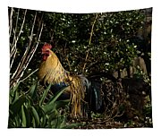 Uncle Rooster Tapestry