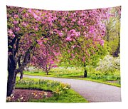 Under The Apple Tree Tapestry