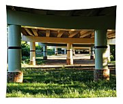 Under The Bridge Tapestry