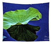 Under The Lily Pad Tapestry