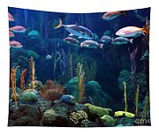 Under The Sea 3 Tapestry