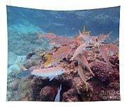 Under Water Fiji Tapestry
