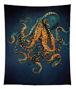 Underwater Dream Iv Tapestry