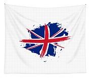 Union Jack - Flag Of The United Kingdom Tapestry
