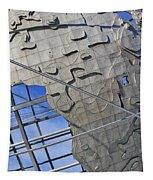 Unisphere Close Up 2 Tapestry