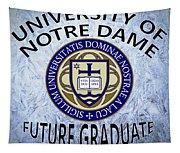University Of Notre Dame Future Graduate Tapestry