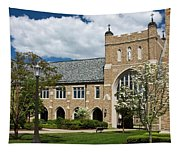University Of Notre Dame Law School Tapestry