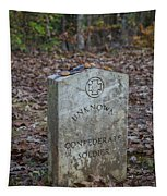 Unknown Confederate Soldier - Natchez Trace Tapestry