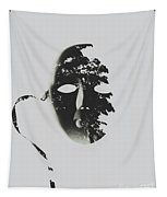 Unmasking In Silence Tapestry