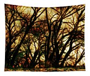 Unquenched Thirst Tapestry