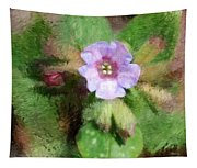 Untitled Floral -1 Tapestry