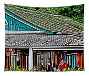Upcountry Chimes Tapestry