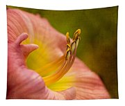 Uplifting Lily Tapestry