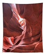 Upper Antelope Lights Tapestry