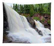 Upper Gooseberry Falls Tapestry