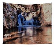 Upper Jemez Falls New Mexico Tapestry