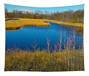 Upper Roxborough Reservoir Tapestry